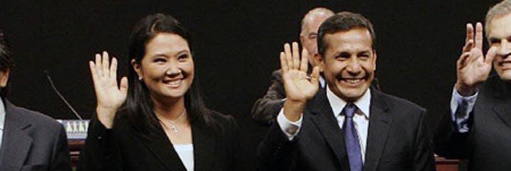 Fujimori vs. Humala, la pelea que tiene en vilo al país