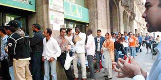 Desciende número de extranjeros residentes en España