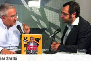 """Javier Sardá: """"Si Cataluña fuera un vecino mío, me cambiaría de piso"""""""