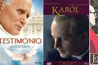Juan Pablo II, un papa de cine