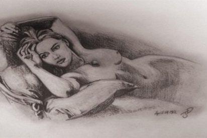 Subastan el retrato de Kate Winslet desnuda en 'Titanic'