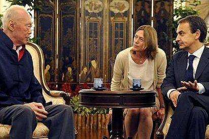 Zapatero: «Tranquilos. España es un poderoso trasatlántico»