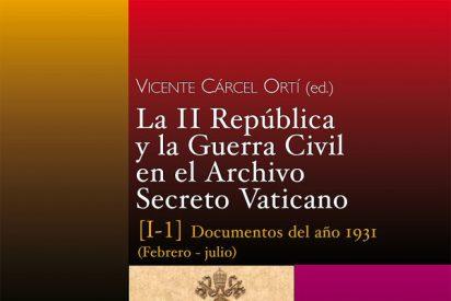 """Un libro revela cómo Vaticano e Iglesia española """"acataron lealmente"""" la II República"""