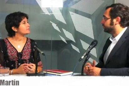 """Lucía Martín: """"Vender como negativo que los jóvenes se tengan que ir al extranjero es una falacia"""""""