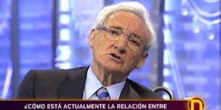 """Luis del Olmo le hace 'la pelota' a Losantos y ataca a Pedrojota: """"Para los lectores de 'El Mundo' yo soy un terrorista"""""""