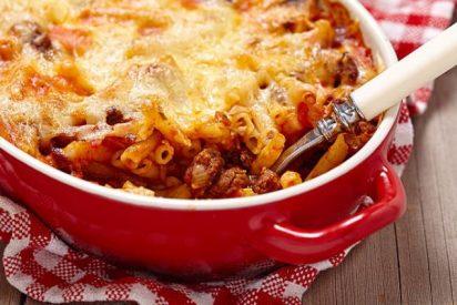 Macarrones al horno con carne picada: 2 recetas fáciles paso a paso 👌