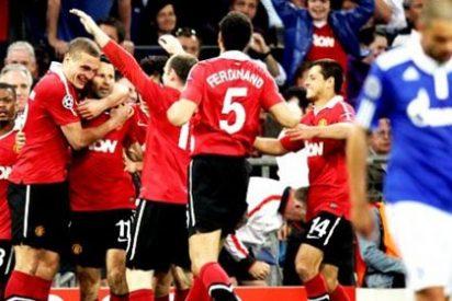 El Manchester United acaricia la final de Wembley