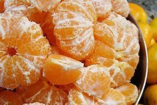 La mandarina adelgaza y protege de forma natural frente a la obesidad