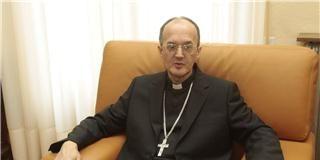 """""""No se podría decir que la Iglesia está acosada, pero sí incomprendida"""""""