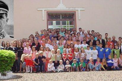 Los miles de gemelos rubios de ojos azules no eran 'hijos científicos' del nazi Mengele