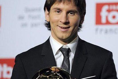 Messi confiesa su debilidad por las rubias, aunque su novia es morena