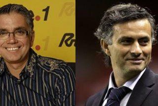 """Juan Ramón Lucas, contra Mourinho: """"Nunca será un grande como él cree que es. Antes debe aprender que es humano"""""""