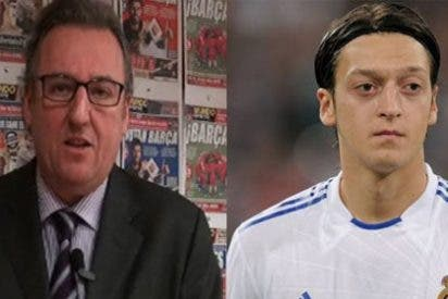 """Santi Nolla:""""Özil presionará al árbitro hablando alemán"""""""