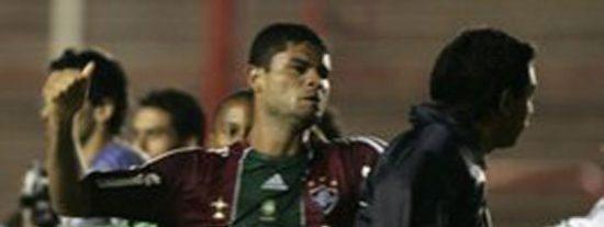 'Batalla campal' en la Copa Libertadores de América