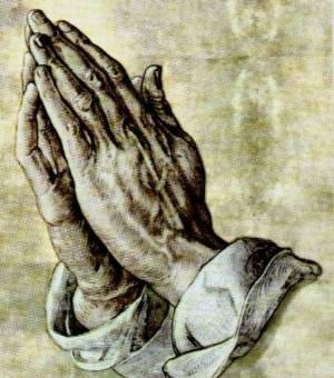 """""""Mis manos de palo"""" (Para orar en Getsemaní)"""