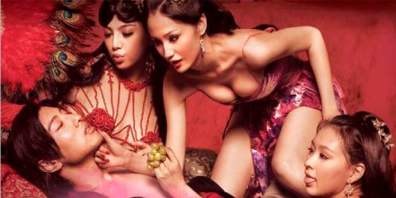 China: Lanzan la primera película porno 3D y los guarretes revientan la taquilla