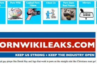 'Porn wikileaks', los secretos del porno al descubierto