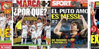 """Tomás Roncero: """"No soy un llorón, Messi con Pepe en el campo ha sido cero patatero"""""""