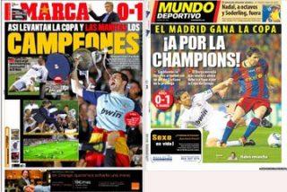 """Periódicos del mundo: """"Mou confunde al Barça y se mofa de Guardiola"""""""