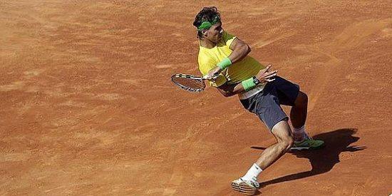 Nadal vence a Monfils y ya está en semifinalesLa 'Armada' domina los cuartos de final del Trofeo Conde Godó
