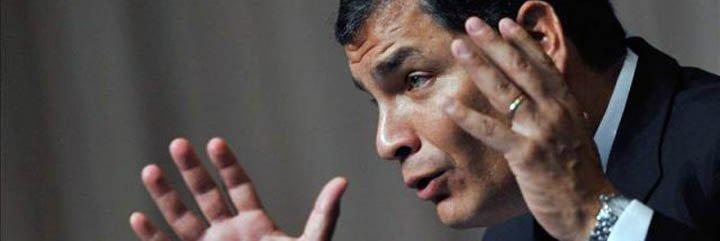 Las FARC ofrecieron 100 mil dolares para campaña electoral de Rafael Correa