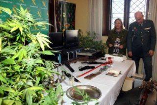 La Guardia Civil desarticula una banda que robó en 26 iglesias de Segovia