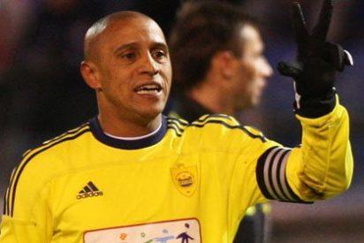 Roberto Carlos gana 21.000 euros apostando por el Real Madrid