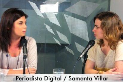 """Samanta Villar: """"No sabría hacer 'realities': la gente que chilla me estresa"""""""
