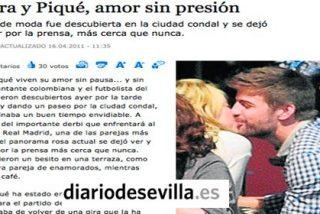 Shakira y Piqué, apasionado reencuentro en Barcelona