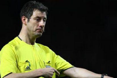 Y al final el árbitro no es portugués, es alemán