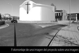 Un templo evangélico de tres mil m2 en León