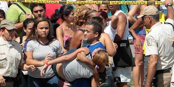 Masacre en una escuela de Río de Janeiro