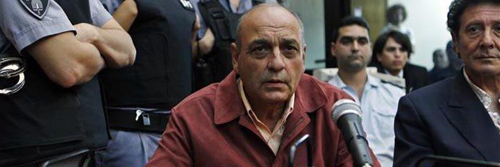 Cadena perpetua para un general argentino por torturas