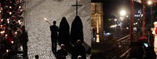 """Benedicto XVI, en el Vía Crucis: """"La cruz invita a cada cristiano a renovar su fe"""""""