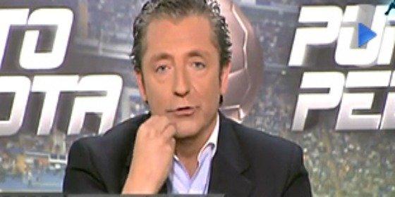 """Josep Pedrerol: """"¡Quiénes serán los de la UEFA y qué ética tendrán!"""""""