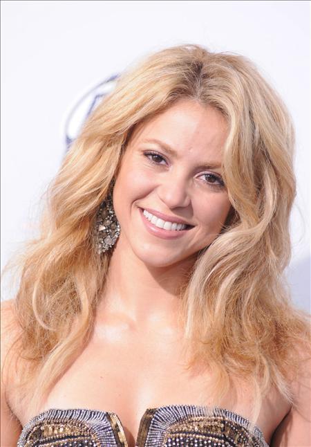 Shakira ensaya pasos de striptease en escuela de baile en Barcelona