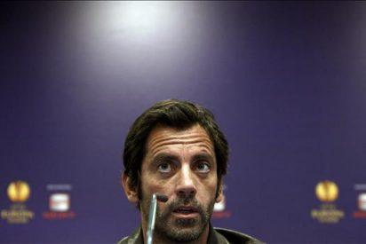 Quique se despide del Atlético dejando al equipo en la Europa League