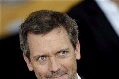 "Hugh Laurie tira la bata de 'House': ""No soy feliz"""
