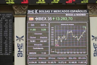 La Bolsa española sube el 0,51 por ciento y el IBEX se acerca a 10.300 unidades
