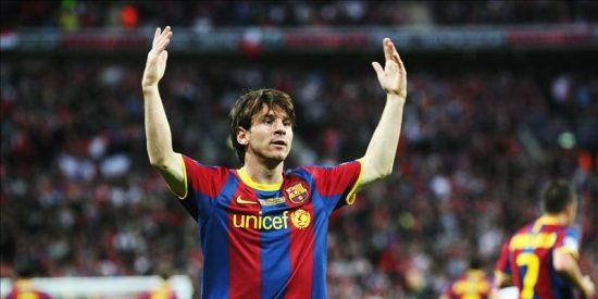 Leo Messi, elegido mejor jugador de la final