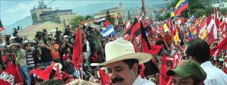 Zelaya llega a Honduras casi dos años después del golpe que lo derrocó