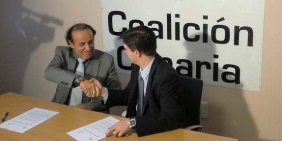 """Calvo: """"La solución era ir en CC"""""""