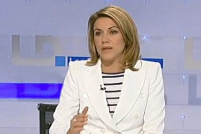Cospedal gana otro 'round' a Ana Pastor