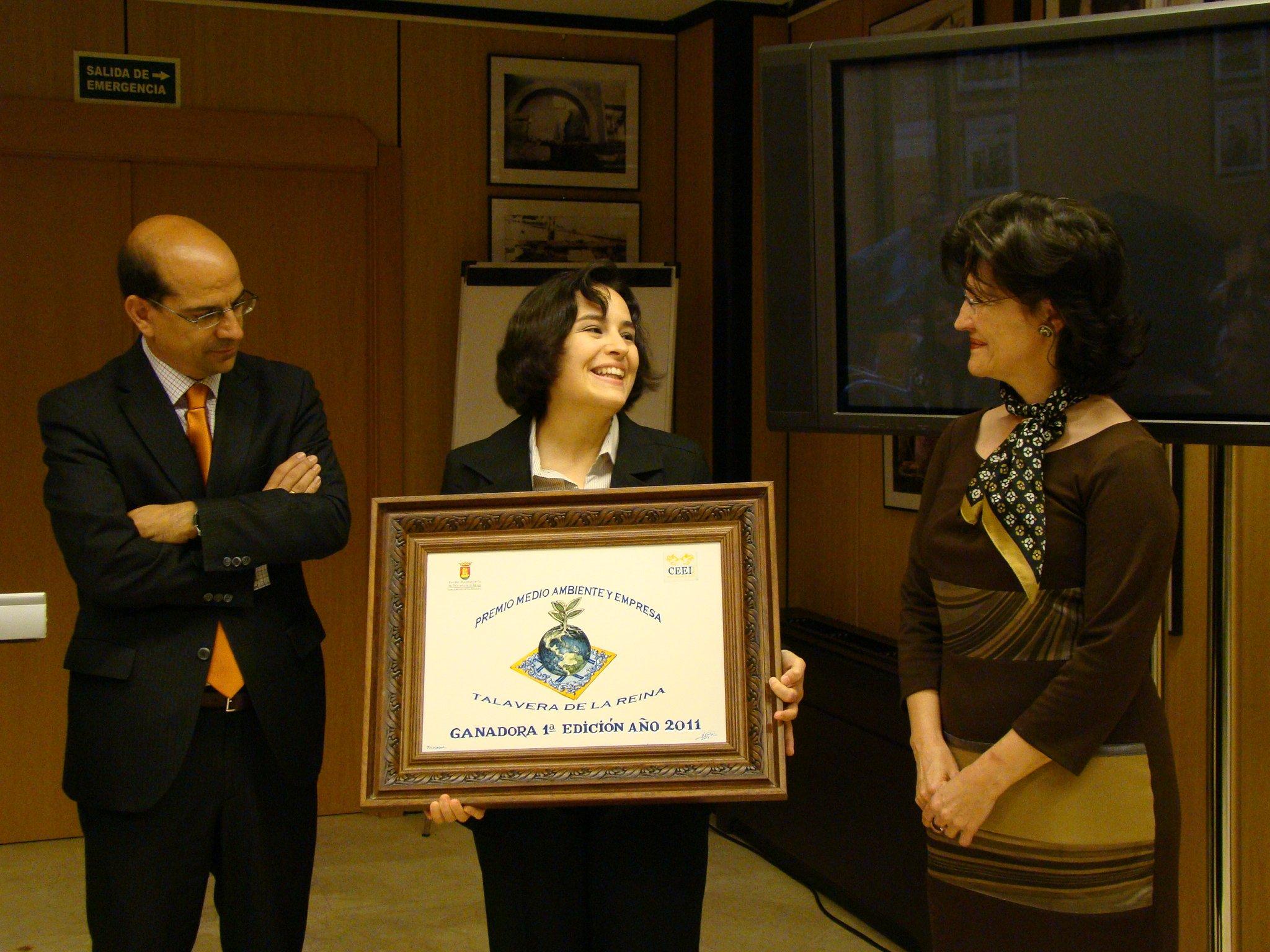Solimat obtiene el I Premio Medio Ambiente y Empresa