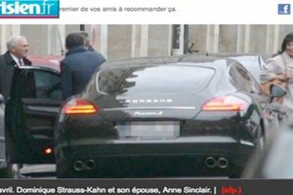 Strauss-Kahn, un hombre de izquierdas: su debilidad son los Porsche y las mujeres