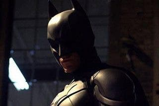 """¿Quiere ver la primera imagen del nuevo Batman de """"The Dark Knight Rises""""?"""