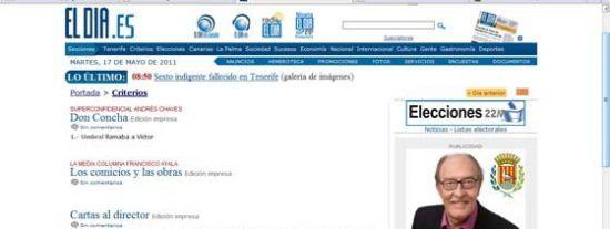 El Día 'apoya' a ERC