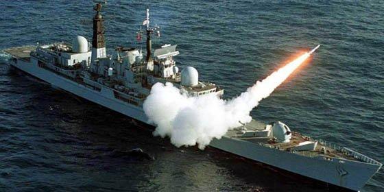 Barco de guerra inglés patrullará las costas de las islas Malvinas