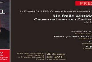 Un fraile vestido de cardenal, conversaciones con Carlos Amigo Vallejo