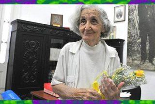 La cubana Fina García Marruz, Premio Reina Sofía el día que cumple 88 años
